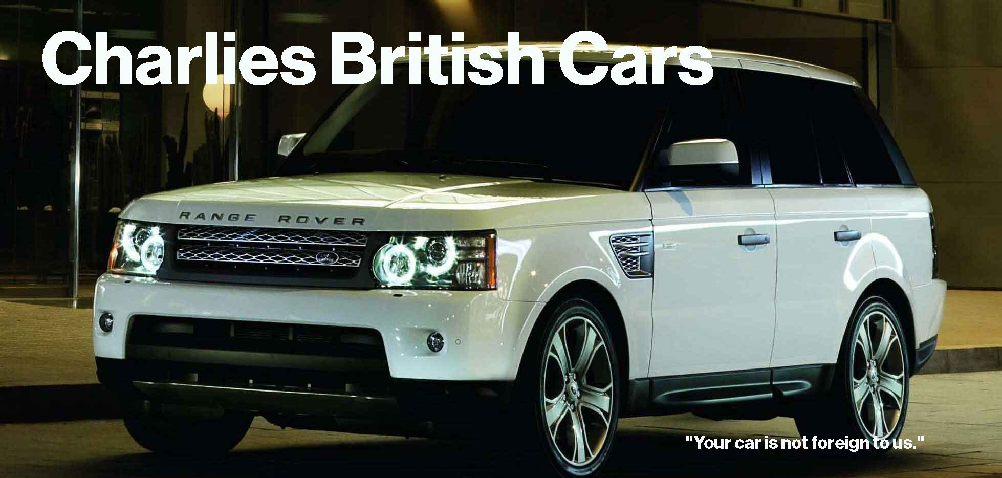 Charlies British Cars